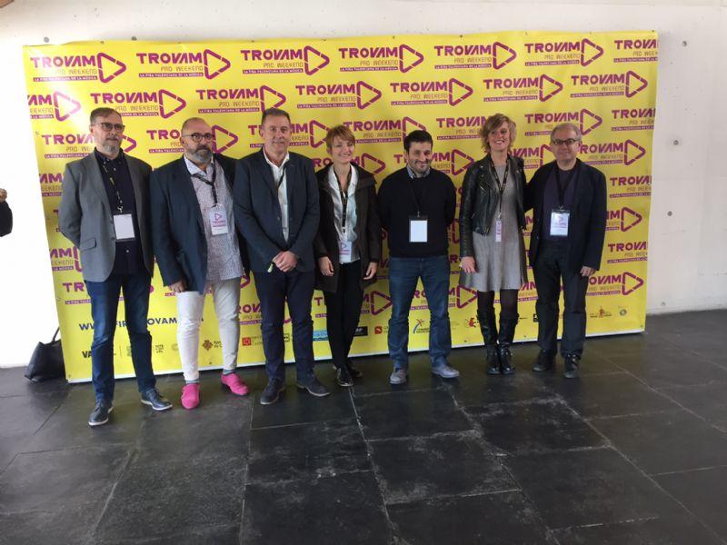 Conseller Marzà: 'Amb el Trovam hem fet de Castelló el referent del sector musical valencià'