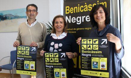 Espido Freire, Pere Cervantes i les il·lustracions de Gallego i Rey seran els protagonistes de Benicàssim Negre