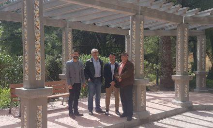 L'Ajuntament i la Caixa Rural de l'Alcora realitzen millores al paratge de Sant Vicent