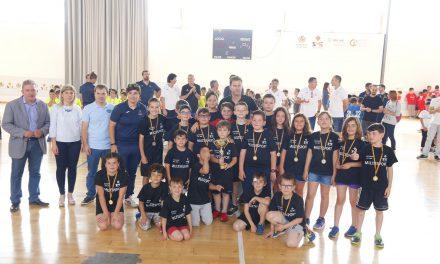 El Campionat Multiesport de Vila-real tanca la setena edició amb el lliurament de trofeus als 800 escolars participants en la campanya