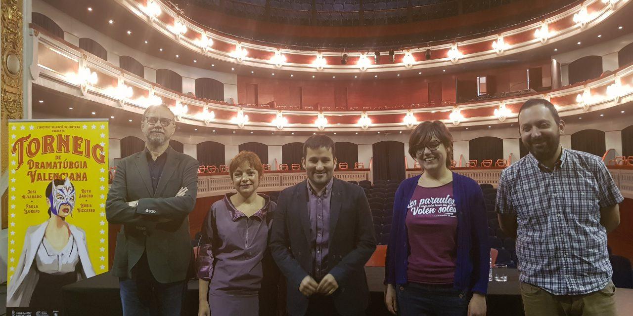 """Marzà: """"Celebrem per primera vegada un torneig de dramatúrgia a Castelló i amb dramaturgues castellonenques"""""""