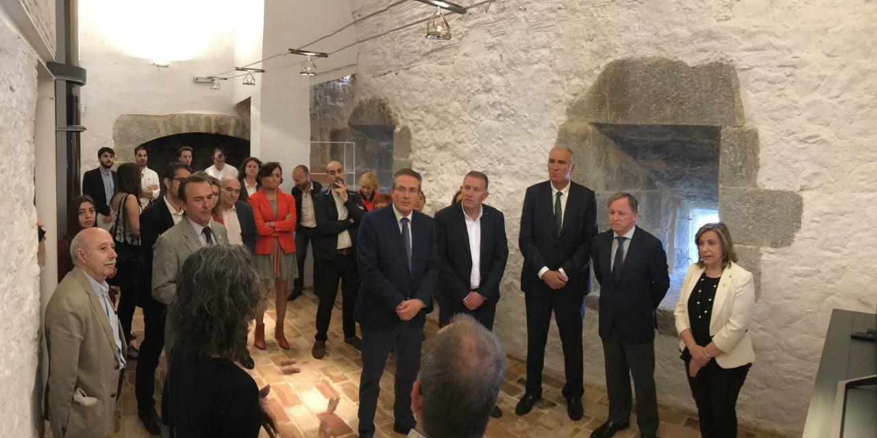 La Torre Sant Vicent es converteix en el referent turístic del patrimoni