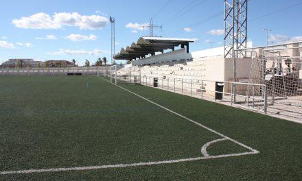 Almassora renovarà la il·luminació del camp José Manuel Pesudo amb un estalvi de més de 18.000 euros