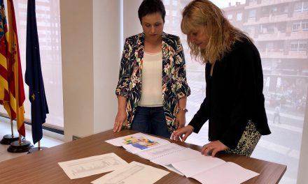 Educació aprova l'obra del col·legi Santa Quitèria d´Almassora per a 2019