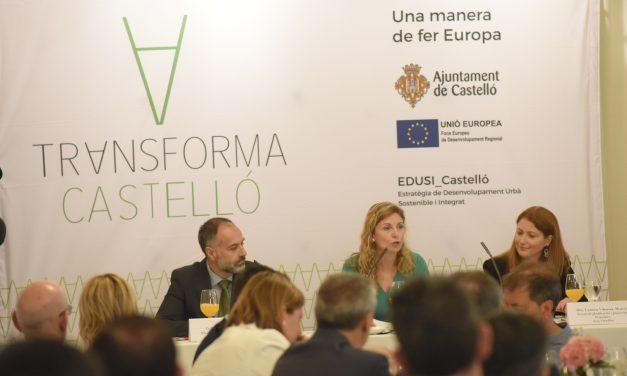 """Marco: """"Europa és una finestra d'oportunitats per a transformar Castelló de forma global"""""""