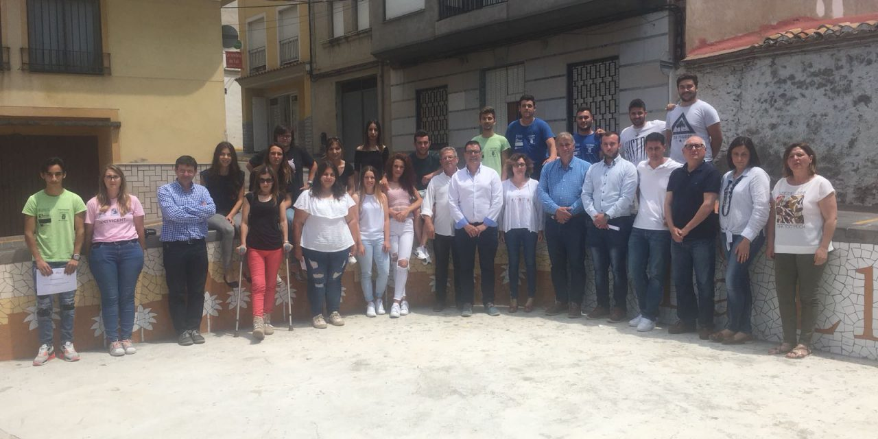 La Llosa conclou amb èxit el taller d'ocupació de T'Avalem