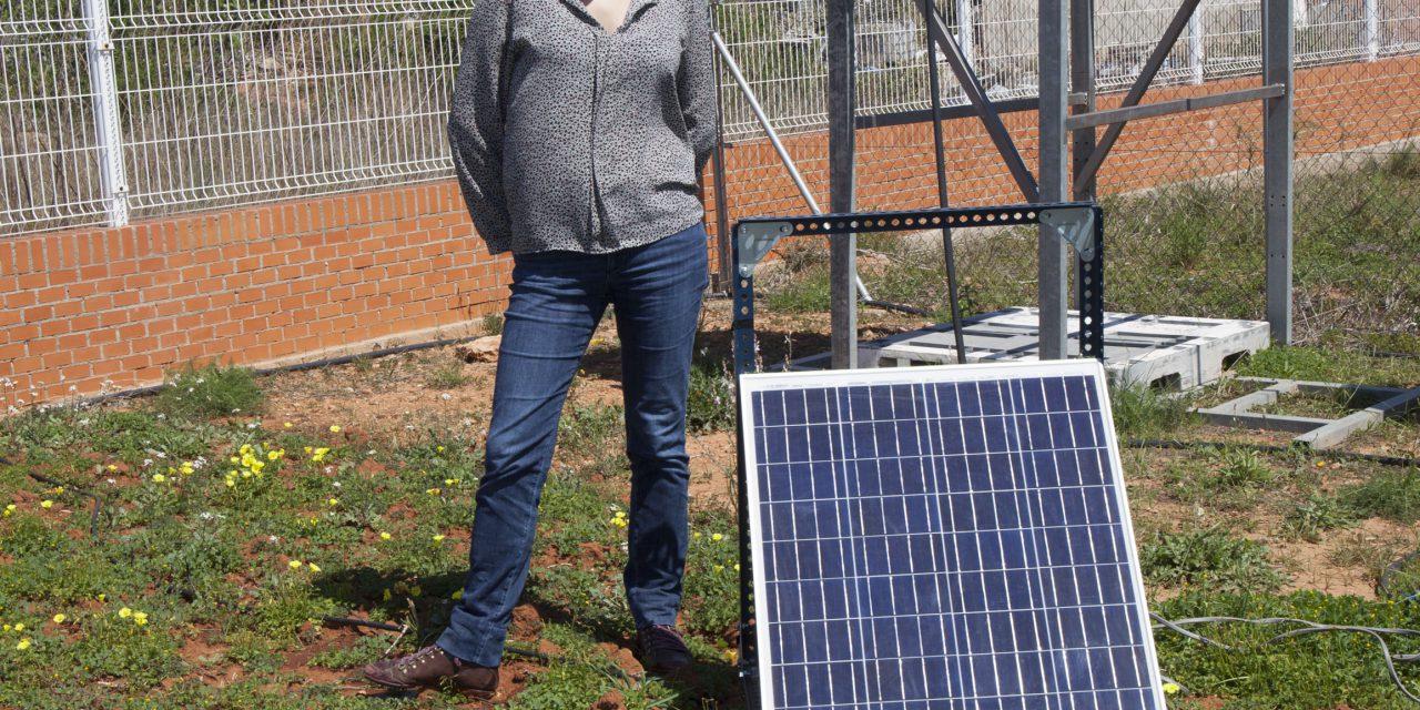L'UJI impulsa les energies renovables per a generar ocupació d'estudiantat universitari a zones rurals