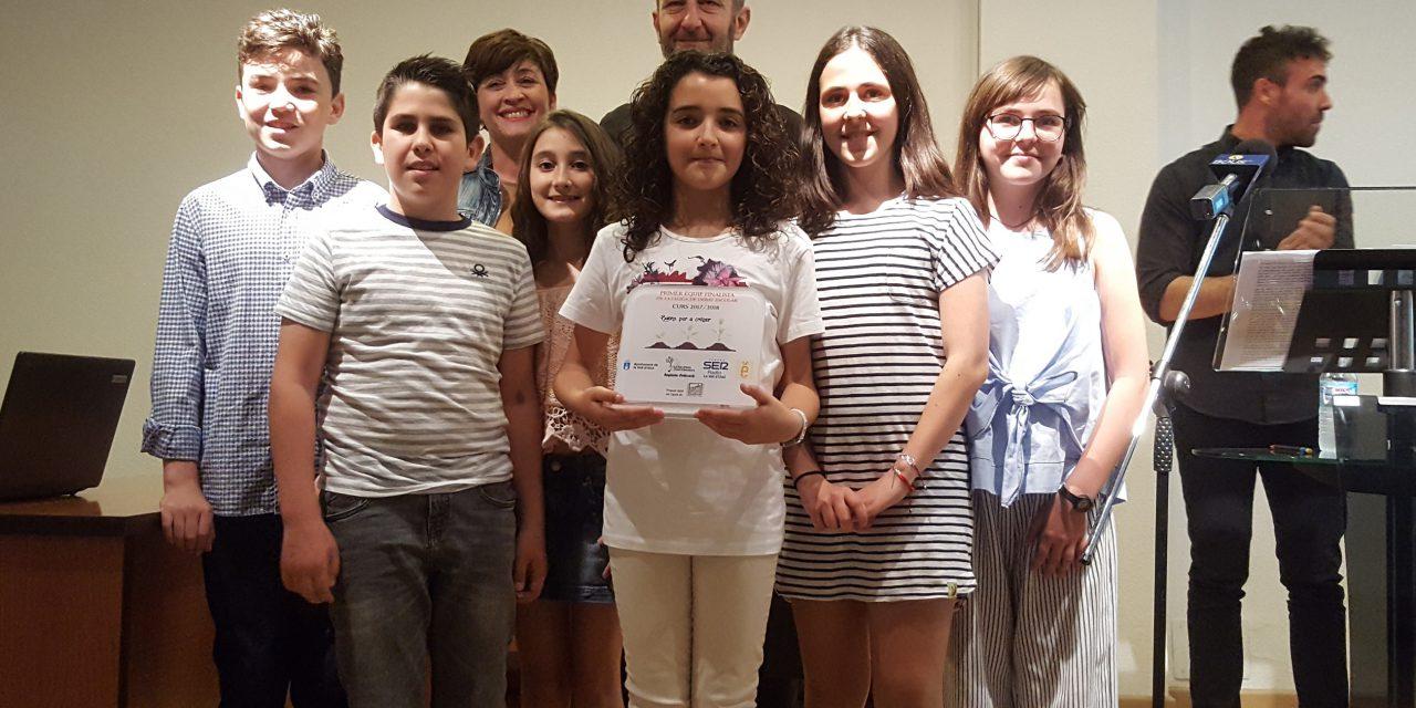 """El CEIP Sant Vicent guanya la Lliga de Debat Escolar """"Raons per a Crèixer"""""""