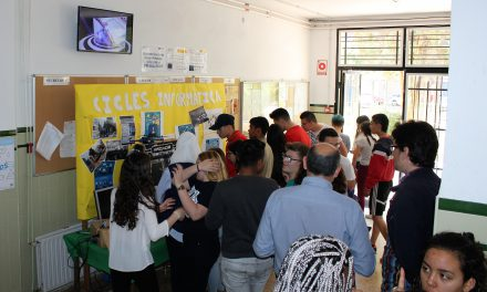 Borriana manté obertes les matriculacions als Graus de Formació Professional fins al dijous 31 demaig