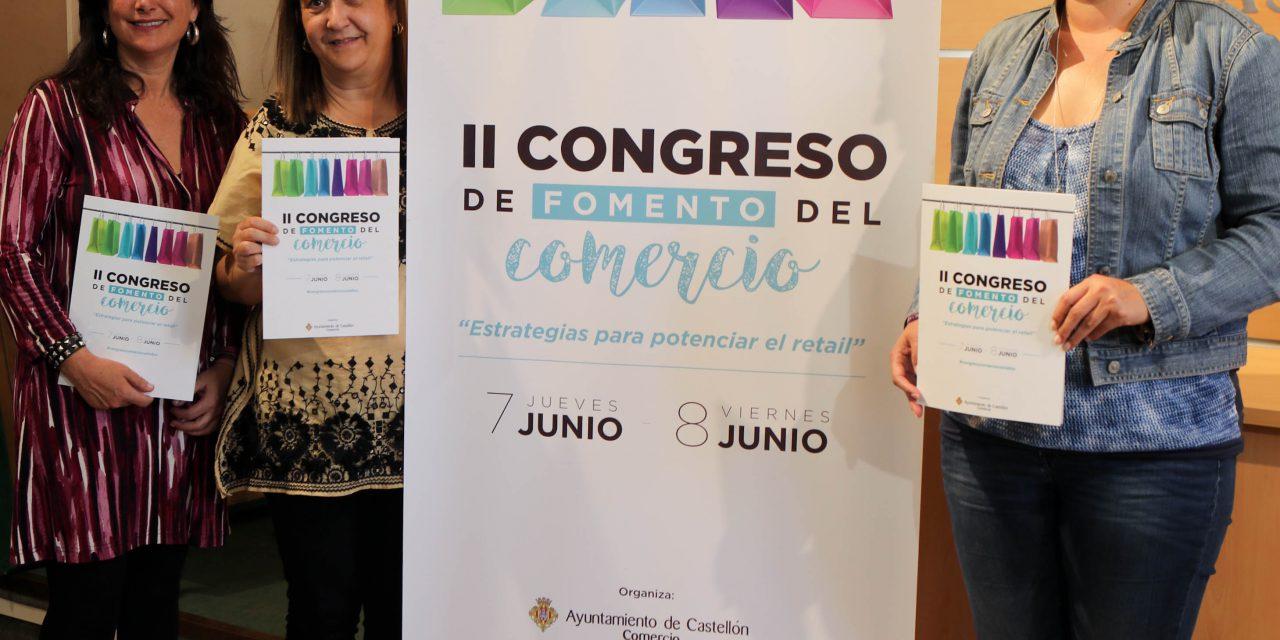 Castelló promou noves estratègies per a potenciar el comerç de proximitat