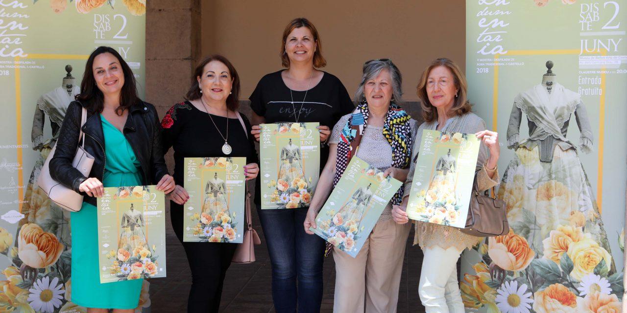 Indumentària reuneix a Castelló la millor roba tradicional