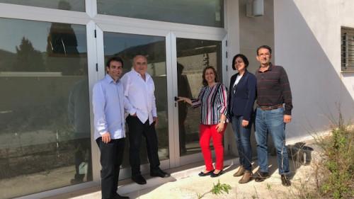 El projecte de canalització del barranc de la Parreta, iniciativa estrela de les inversions financerament sostenibles
