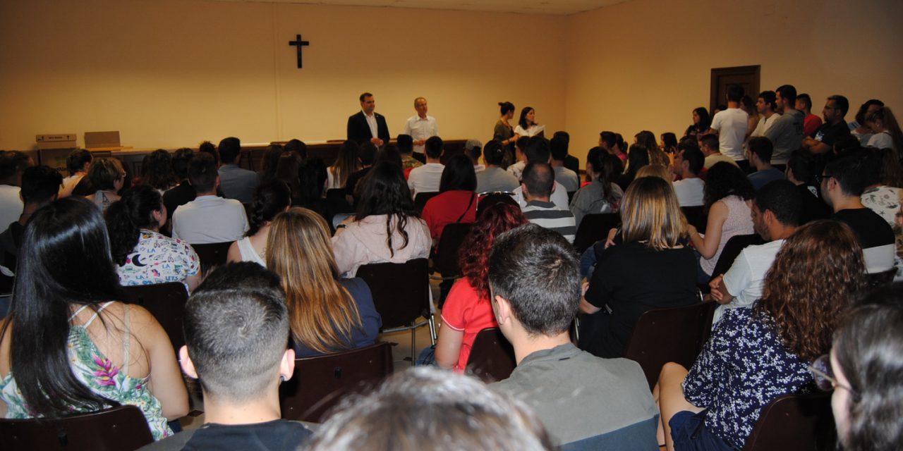 El programa Avalem Joves + convoca prop de 300 persones a Vila-real a la reunió informativa del pla d'ocupació juvenil