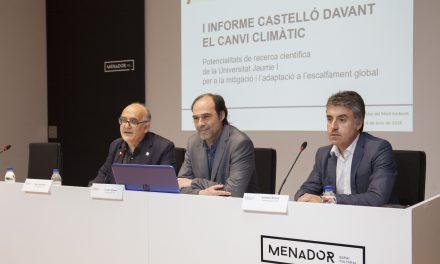 L'UJI adverteix de la vulnerabilitat climàtica de Castelló arran el dèficit hídric i insta a potenciar les energies renovables