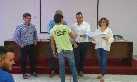 La Llosa clausura el taller d'ocupació de T'Avalem