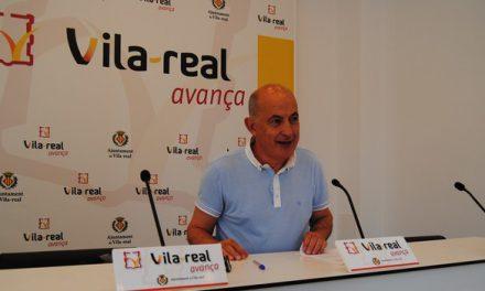 Vila-real destina dos milions d'euros als Serveis Públics en el pressupost per a seguir millorant l'estat de la ciutat
