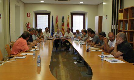La Conselleria de Medi Ambient i l'ajuntament es reuneixen per a tractar la inundabilitat del Quadro de Santiago amb ecologistes i la CHX