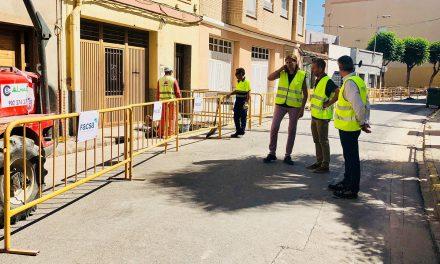 Almassora renova els 2,5 quilòmetres de xarxa d'aigua potable de Corell