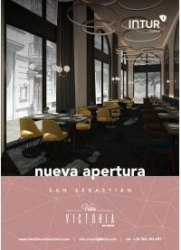 Nou htel intur Villa Victoria a San Sebastian