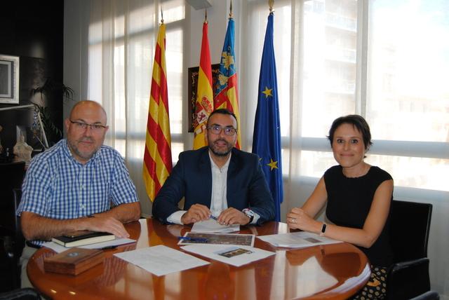 Vila-real i Almassora treballaran de manera coordinada en el primer pla de gestió del BIC del pont de Santa Quitèria