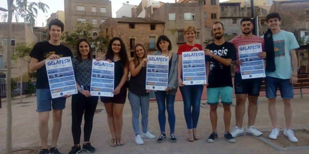 Presenten el cartell de 'Gelafest', festival cultural en valencià de l'Alcora