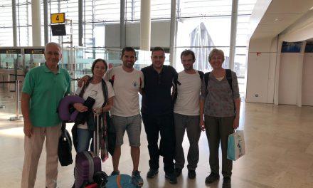 Una delegació de l'ajuntament viatja a Burkina Faso per a supervisar projectes de cooperació