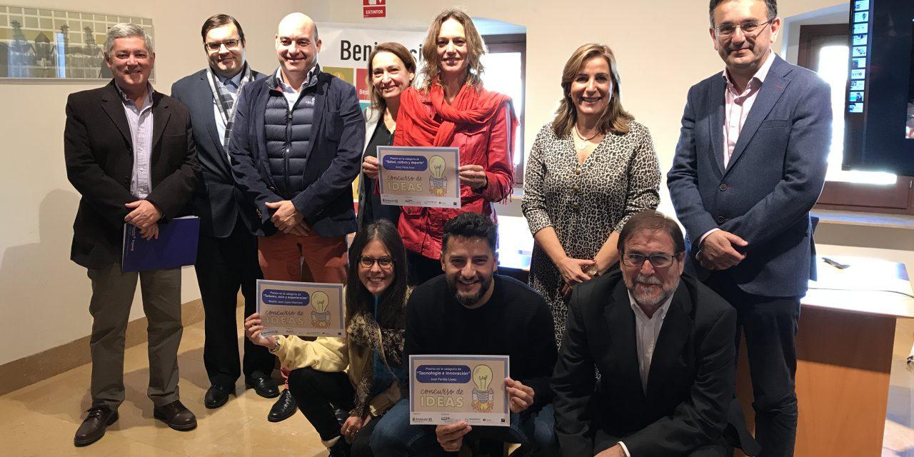 Salucioso, Cocoshop Benicàssim i La Bicicleta Roja guanyen el III Concurs d'idees Benicàssim Emprén