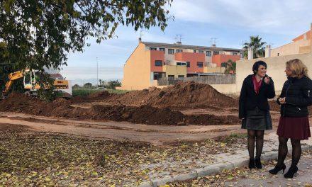 Almassora habilita un pàrquing de 780 metres junt a la Vila
