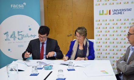 FACSA obri la seua tercera convocatòria de beques per a alumnes de l'UJI residents a Castelló