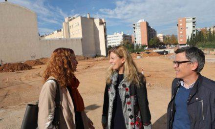 """Castelló supera en un 70% la primera """"fita Feder' i contracta obres per més de 3,4 milions en el primer any de l'estratègia Edusi"""