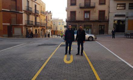 Finalitza el projecte de renovació urbana de la plaça Espanya de l'Alcora