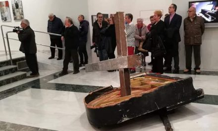 L'UJI col·labora en l'exposició Carles Santos impulsada per la Fundació Caixa Castelló