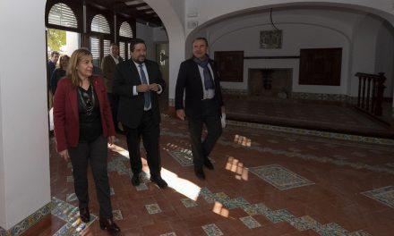 Vil·la Elisa s'oferirà com un centre de congressos i sociocultural completament accessible i intel·ligent