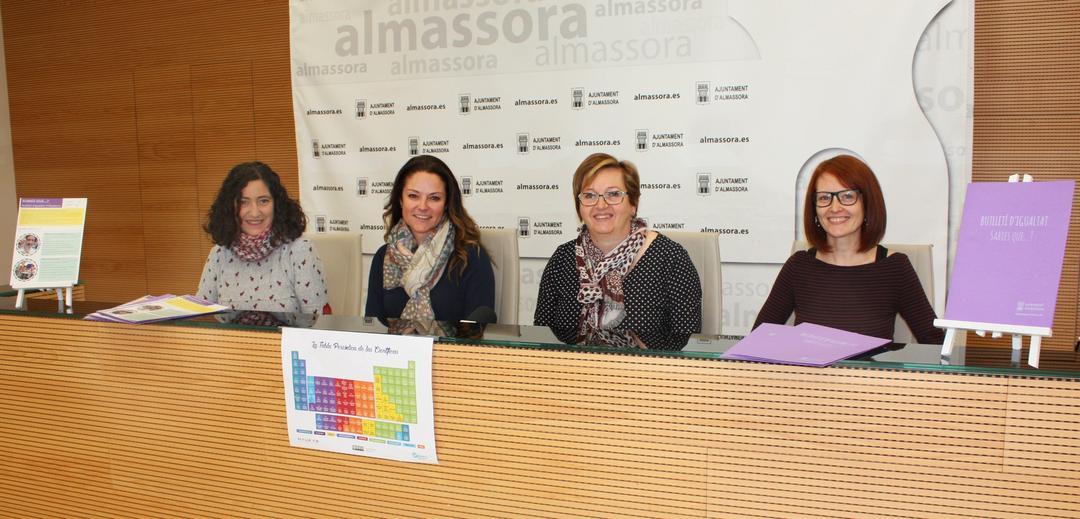 Almassora llança un butlletí col·leccionable sobre dones rellevants de la història