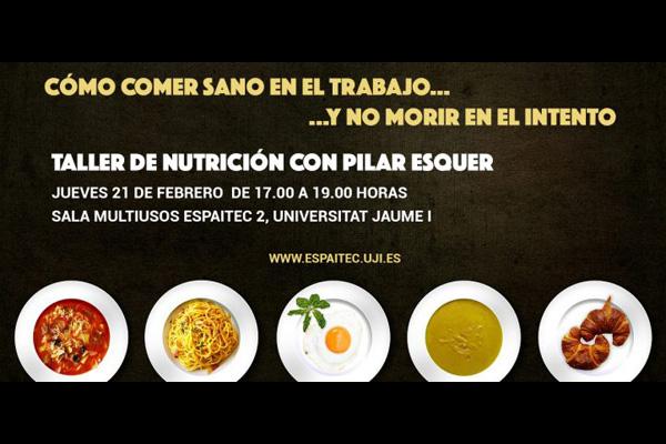 Espaitec fomenta un estil de vida saludable entre les empreses innovadores de la Universitat Jaume I