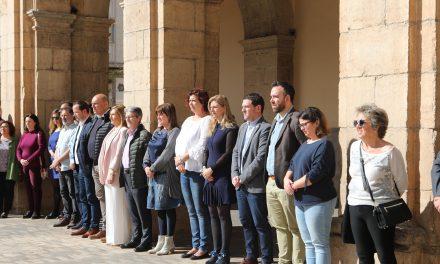 Marco ressalta el rebuig «total i absolut» de Castelló al terrorisme en el 15 aniversari del 11M