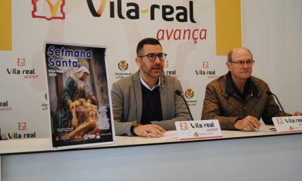 Vila-real celebra una nova edició de la Setmana Santa d'Interés Turístic per a posar en valor l'art, la cultura i la història