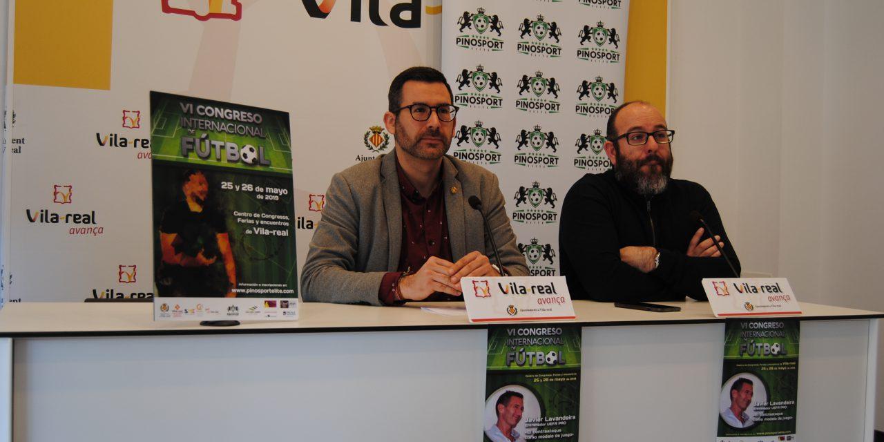 El Congrés Internacional de Futbol creix i en la sisena edició a Vila-real canvia al Centre de Congressos, Fires i Trobades