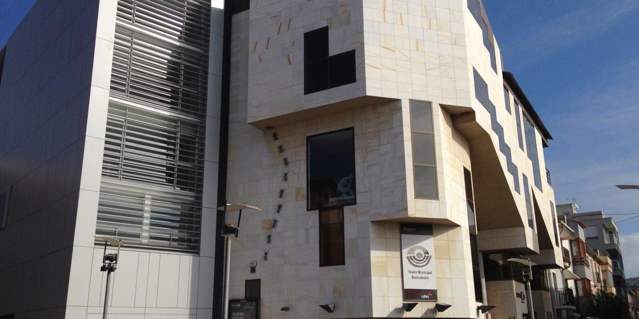 El Teatre Municipal Francesc Tàrrega reobrirà amb el pati de butaques renovat a principi d'estiu