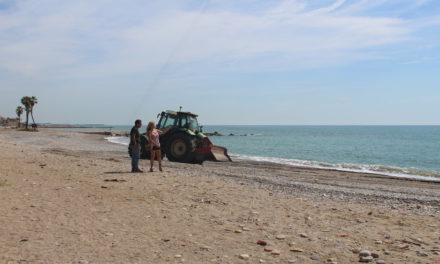 La platja de les Marines de Nules lluirà aquest estiu la primera bandera blava
