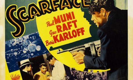 L'Institut Valencià de Cultura presenta a la Filmoteca el clàssic de cine negre 'Scarface' de Howard Hawks