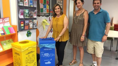 """""""El repte del reciclatge"""" farà que l'esforç dels ciutadans a reciclar es convertisca en ajuda per a l'AECC"""