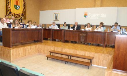 El ple de Benicàssim aprova la gestió indirecta del servei domiciliari d'aigua potable