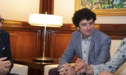 La Diputació de Castelló estudiarà fórmules de col·laboració per a culminar la reforma del Palau de Betxí