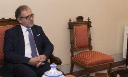 La corporació provincial i el Bisbat de Sogorb-Castelló reactiven la rehabilitació de Sant Joan del Penyagolosa