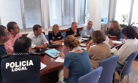 Benicàssim treballa a ampliar la plantilla de la Policia Local l'any que ve