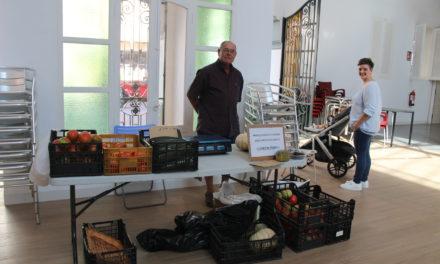 Nules crea un espai per al llaurador en el Mercat Municipal