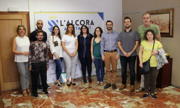 L'Ajuntament de l'Alcora contracta a 7 persones a través del pla 'Avalem Joves +'