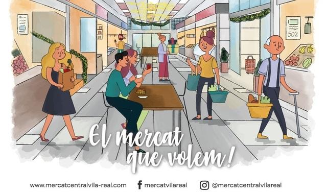 Música en directe, tastos i activitats infantils amenitzaran el rellançament del Mercat Central com gastromercat