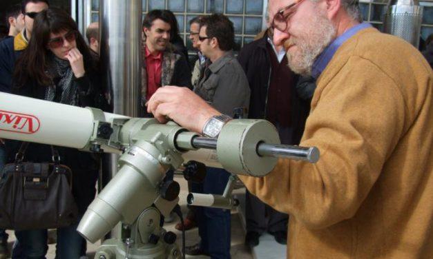 El Planetari de Castelló celebra el XXIII Curs d'Iniciació a l'Astronomia amb més d'un centenar de places